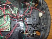 Ford mustang GT - naprawa modelu i dobór pilota