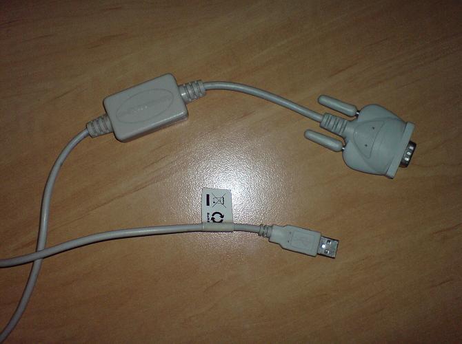 Potrzebuje sterowniki do kabla USB-COM firmy GEMBIRD