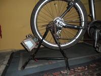 Trenażer rowerowy 2.0 beta
