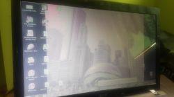 Acer Aspire 5742G - Biały ekran, zmienia kolor potem działa