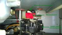 Vaillant VUW PL 240-3 Mrugająca dioda klepsydry