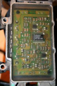 BMW E46 318i 98 Wentylator chłodnicy + 2 nieprawidłowe wskazania w INPA