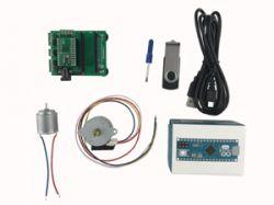 Zestaw uruchomieniowy sterownika silników DC i krokowych od ON Semiconductors