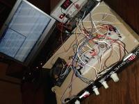 symulacja sygnału czujnika prędkości obrotowej