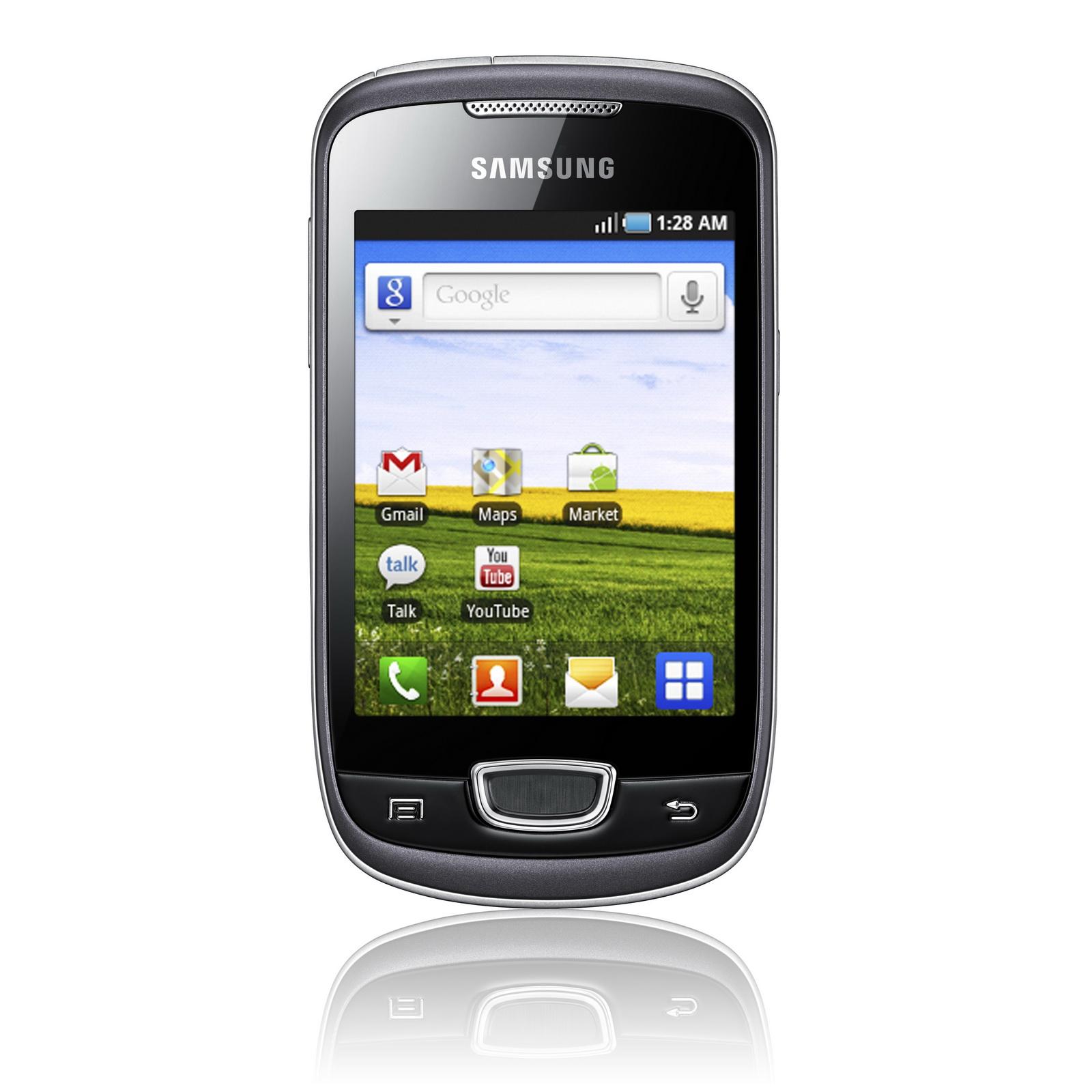 Samsung Galaxy mini 2 - bud�etowy smartphone z Android 2.3 w przygotowaniu