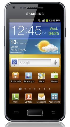 """Samsung GALAXY S Advance - słynny model w """"poprawionej"""" obudowie"""