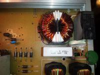 Samsung PS64E8000GS BN44-00516 - uszkodzony zasilacz