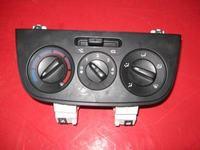 Fiat Fiorino - wymiana podświetlenia panelu sterowania nawiewem