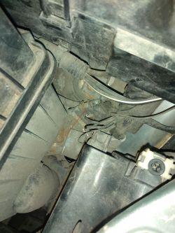 Mazda 6 2.0 - Luźny kabel, a kłopoty z odpaleniem