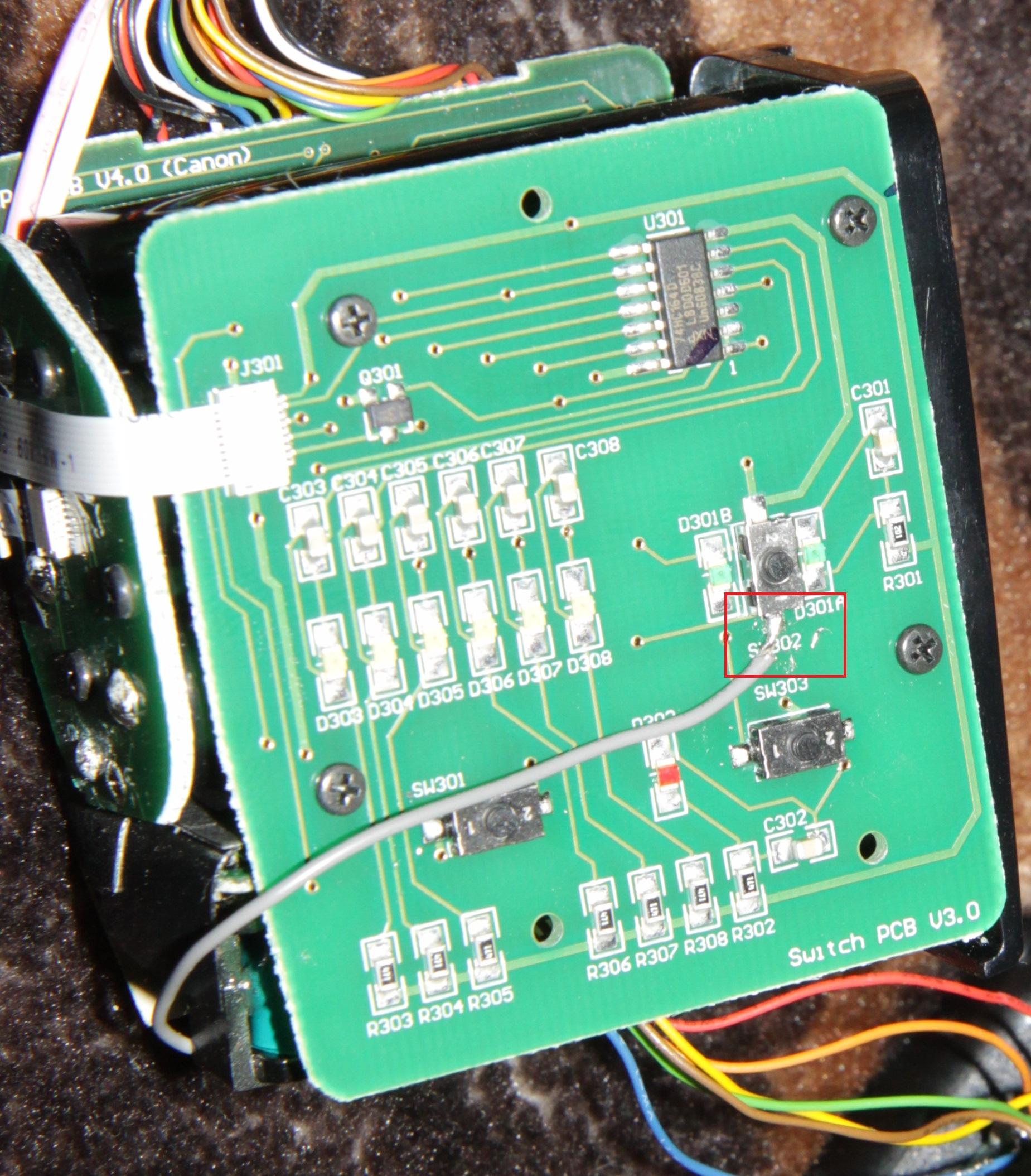 Przer�bka lampy NISSIN di622 - do wyzwalania radiowego PHOTTIX