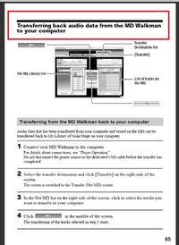 MiniDysk Sony - Jak odczytać dane zapisane na nośniku mini dysk