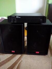 [Sprzedam] Sprz�t estradowy t.amp e800, dap 1600, CX2310, STX PA400 i inne