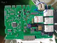 Siemens SF64T354EU - Nie włącza się