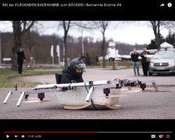 Jak zbudować Dron unoszący człowieka