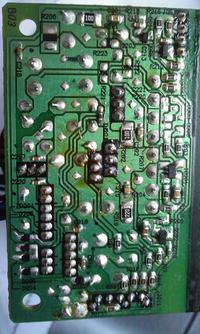 Projektor Epson EMP-TWD10 - Uszkodzony zasilacz