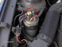 VW GOLF III TDI - Nie odpala na zimnym silniku.