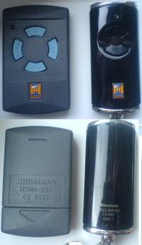 Kopiowanie kodu pilota hormann HSM 4 HSE 2 - jak?