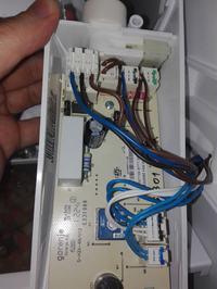 Lodówka Gorenje RC4181 - brak światła