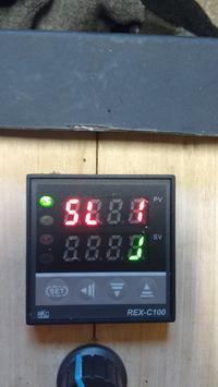 REX C100 - Dziwny problem z ustawieniem czujnika temperatury PT100