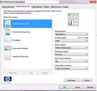 Preferencje drukowania/Szablony Win2K8/W7