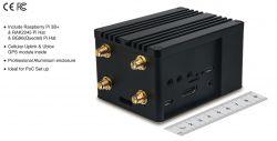 RAK7243 - brama LoRa oparta o Raspberry Pi 3B+