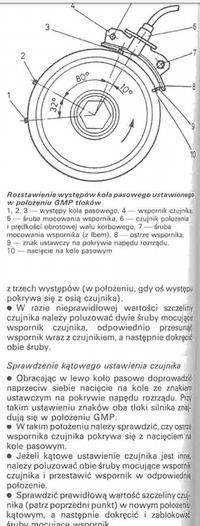"""Gaźnik 28imb 10/250 w cinquecento 700 """"dziura"""" po naciśnięciu gazu"""