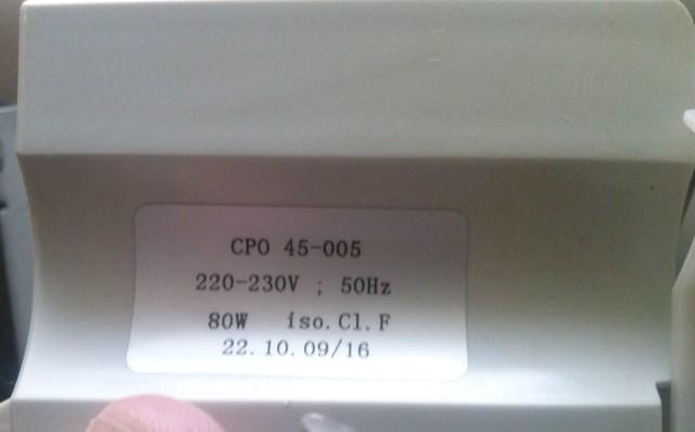 [Kupi�] Pompa myj�ca CPO 45-005 do Whirlpool ADG 7440/2