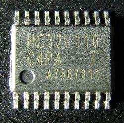 HK32F030M - chiński ARM za 60 groszy