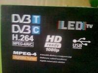 """Technika 24"""" LED - wyszukiwanie kanałów"""