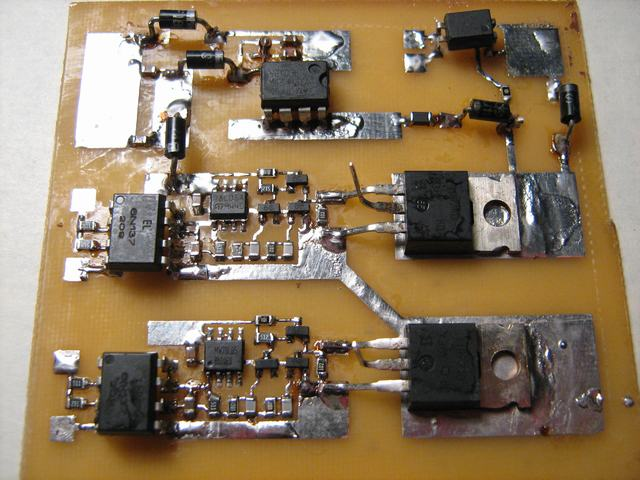 Stepper Motor To Encoder Conversion