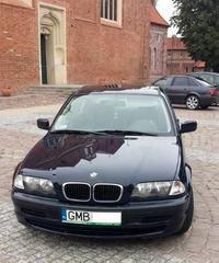 BMW E46 318i - Dziwne zachowanie silnika, smród w kabinie