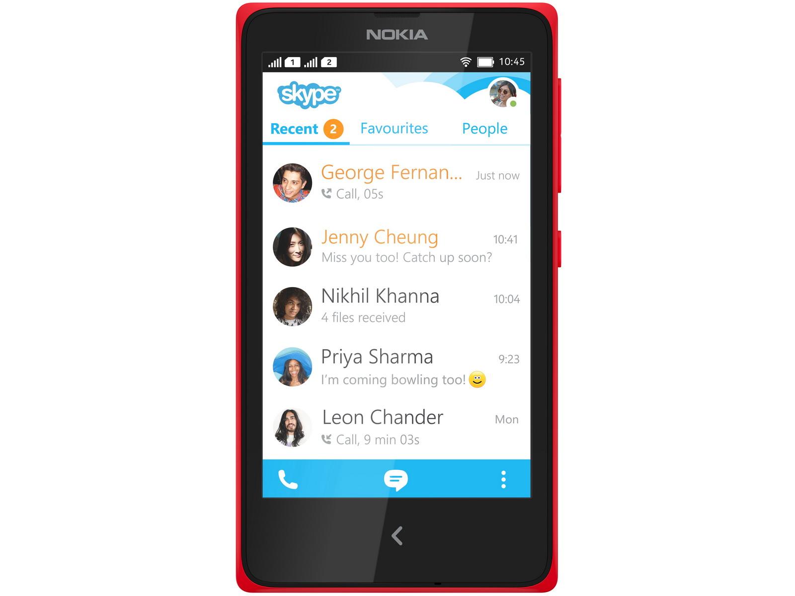 Milion zam�wie� przedpremierowych na pierwszy smartphone Nokia z Android