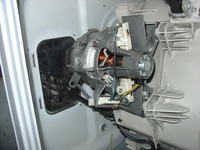Polar PFL819 - Brak wirowania, uszkodzony programator