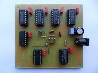 Tester rezonatorów - generator wzorcowy
