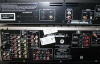 TV LE32C650 a Onkyo TX-DS474 wraz z DV-S535