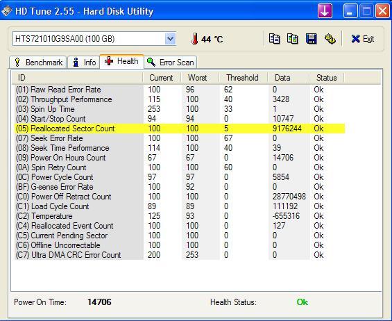 Compaq nx9420 - Laptop si� zawisza, konieczna wymiana dysku twardego?