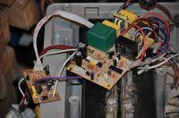 Rexel P180 CD - Głośna praca silnika - mało mocy