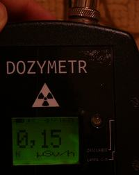 Dozymetr na SBM-20-1, ATMega32