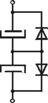 Łączenie kondensatorów elektrolitycznych