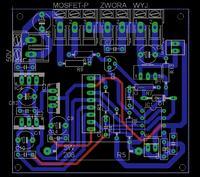 Zasilacz laboratoryjny z transformatora T86