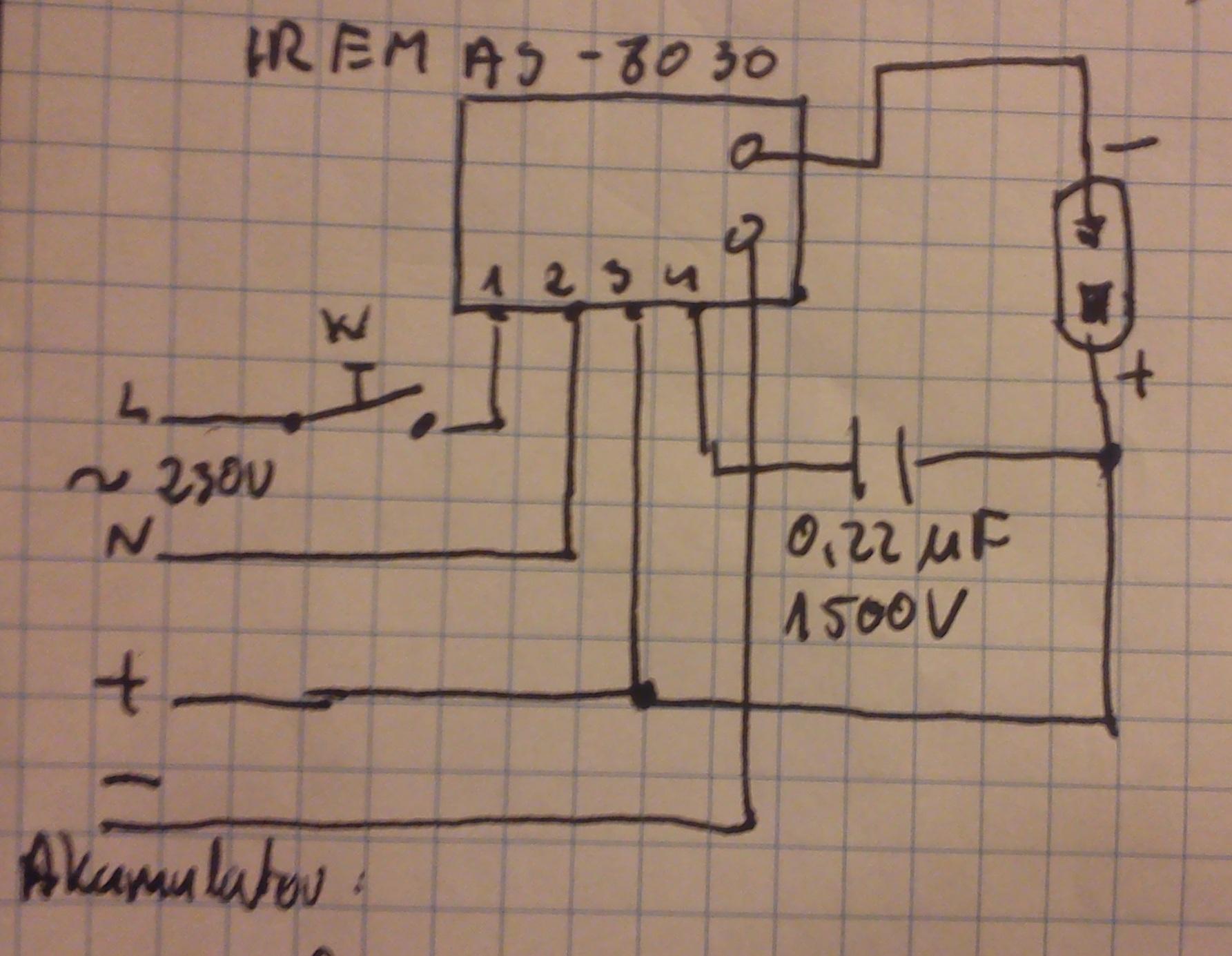 Lampa ksenonowa OSRAM XBO 1000W/HSG -