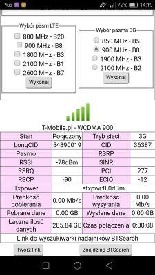 Huawei B528s-23a słaby sygnał