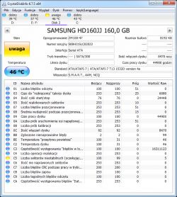 W jakim stanie są te trzy dyski HDD? Ocena SMART.
