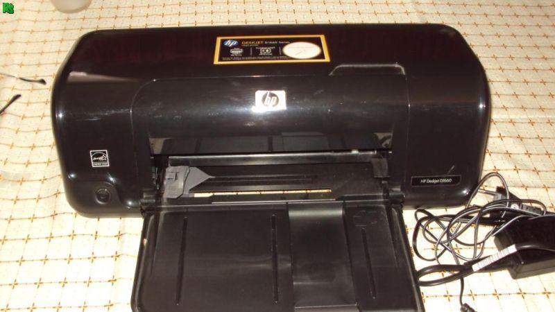[Sprzedam] Drukarka HP D1660, jeszcze orygina� tusz.