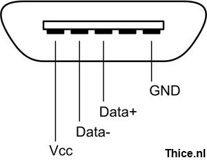 Przerobienie   adowarki samochodowej  micro    USB     elektrodapl