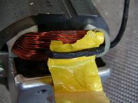 Zelmer mikser kielichowy 32Z01 - zdjęcie sprzegła z ośki silnika