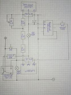 Rozładowarka do akumulatorów li ion.