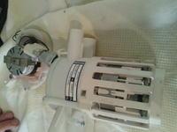 MIELE G1532sci - Cieknie pompa myj�ca na rozdzielaczu ci�nienia.