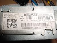 Radio Renault Y808 security - pytanie o schemat