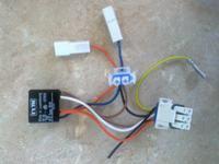 WHIRLPOOL 20RU-D1 A+SF za wysoka temp. zamrażalnika i alarm